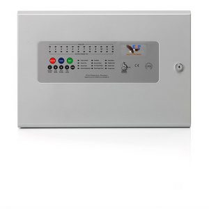 ASP-4 | AlarmSense PLUS 4 Zone Control Panel