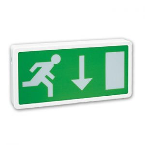 ELEBD-LED-M3 | LED Emergency Exit Box